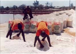 طرح توجیهی تولید و بسته بندی نمک ید دار