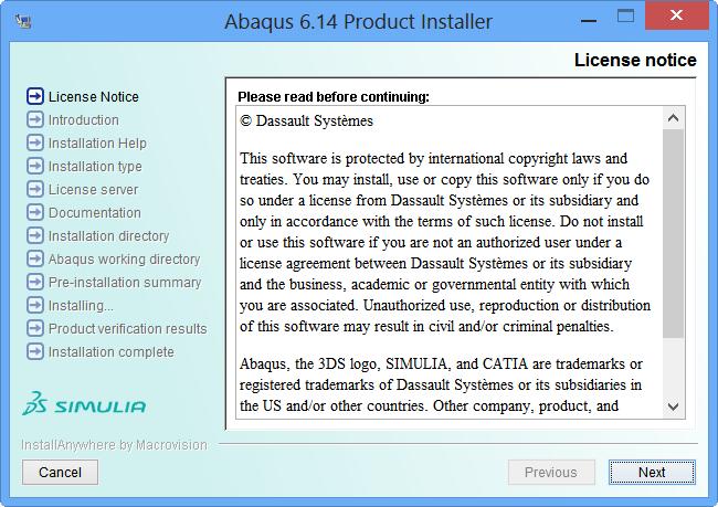 80 19 Product Lic Notice کیوتست