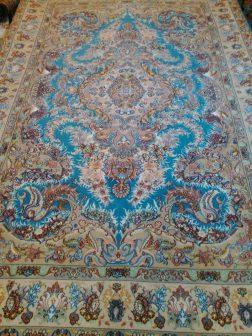 طرح تولید فرش پشمی
